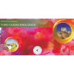 ES - Toro Ciudad Enologica (Billet peint sous encart) - 2021