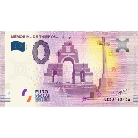 80 - Mémorial de Thiepval - 2017