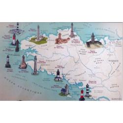 29 - Les phares de Bretagne - Phare de Tevennec 1869 - 2021