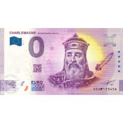 63 - Charlemagne - Rois des francs 768-814