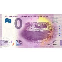 13 - Marseille, Le pont de la fausse monnaie