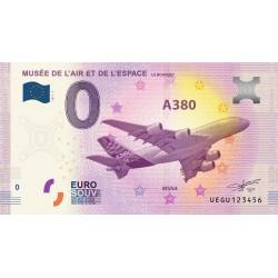 93 - Musée de l'air et de l'espace - Le Bourget - A380 MNS4 - 2017