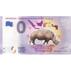 ID - Indonesia - Sumatran Rhinoceros - 2019
