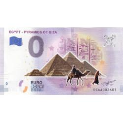 EG - Egypt - Pyramids Of Giza- 2019