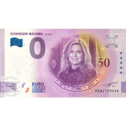 NL - Koningin Màxima - 50 jaar - 2021