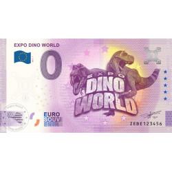 BE - Expo Dino World - 2021