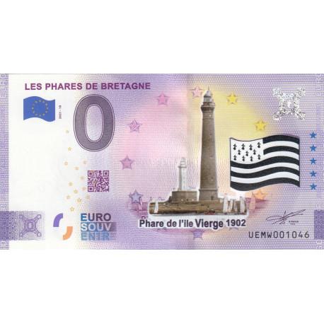 29 - Les phares de Bretagne - Phare de Saint-Mathieu 1835 - 2021