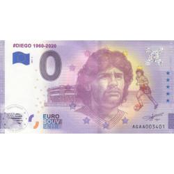 AR - Diego 1960-2020 (anniversary) - 2021