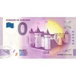 56 - Domaine de Suscinio 1218 - 2021 (anniversary)