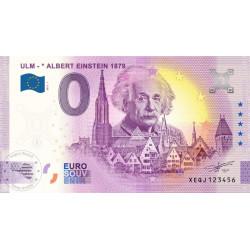 DE - ULM - *Albert Einstein 1879 - 2021