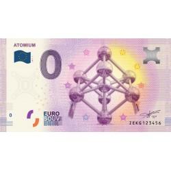 BE - Atomium - 2017