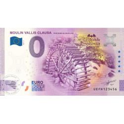 84 - Moulin Vallis Clausas - Le monde souterrain - 2021