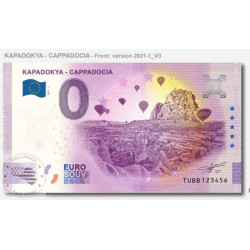 TR - Kapadokya - Cappadocia
