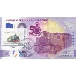 60 - Chemin de Fer de la baie de Somme - 2021