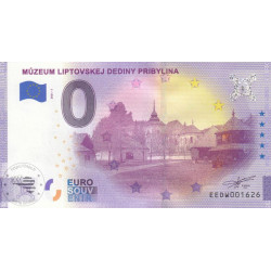 SK - Muzeum Liptovskej Dediny Pribylina - 2021