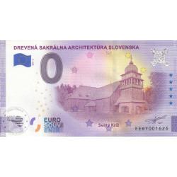 SK - Drevena Sakralna Architektura Slovenska - 2021