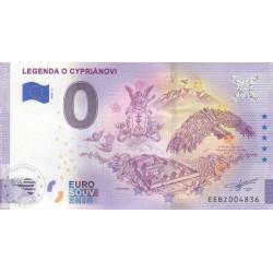 SK - Legenda O Cyprianovi - 2021