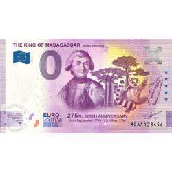 MG - The King Of Madagascar - Moric Benovsky