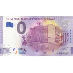13 - Le Rove, chapelle St-Michel de Gignac - 2021