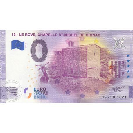 13 - Le Rove, chapelle St-Michel de Gignac (anniversary) - 2021