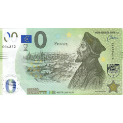 CZ - Pragve - Mistr Jan Hus