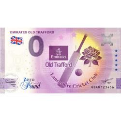 GB- Emirates Old Trafford - Zero Pound - 2021