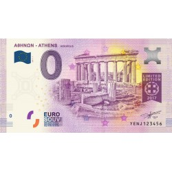 GR - Athens - Acropolis - Limited Edition - 2017