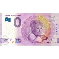 CZ - Jirina Bohdalova - 2021