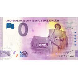 CZ - Jihoceske Muzeum V Ceskych Budejovicich - 2021