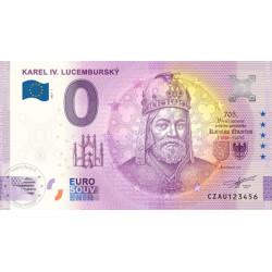 CZ - Karel IV. Lucembursky - 2021