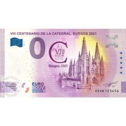 ES - VIII Centenario De La Catedral. Burgos 2021 - 2021