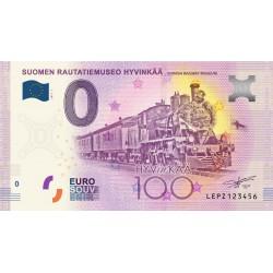 FI - Suomen Rautatiemuseo Hyvinkaa - Finnish raiway museum - 2017